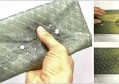 SCIENTISTS 3D PRINT BIODEGRADABLE LEATHER PRODUCTS MADE OF SILK