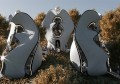 """MASK ARCHITECTS TO BUILD """"WORLD'S FIRST"""" STEEL 3D PRINTED EXOSKELETON MODULAR HOUSES"""